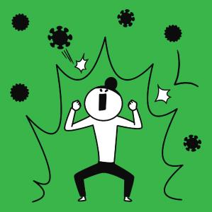 コロナウイルスは免疫力アップで防げる!具体的方法お教えします!
