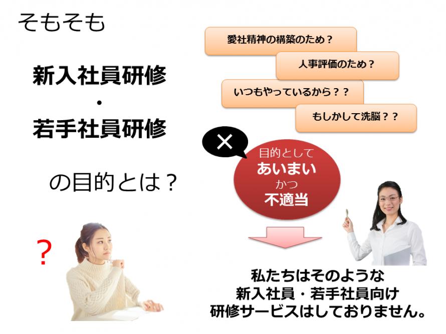 新入社員・若手社員研修プログラム2