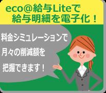 eco給与Liteはこちら