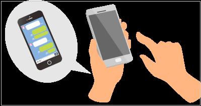 LINEと電話の融合