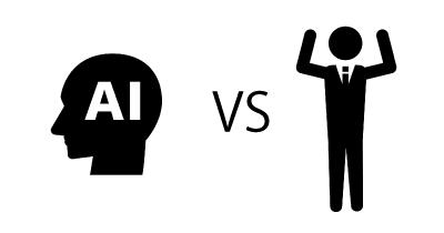 AI VS ヒト